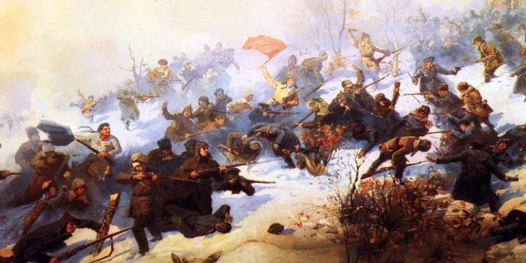 Dünya Tarihinde Gerçekleşmiş En Kanlı Savaşlar