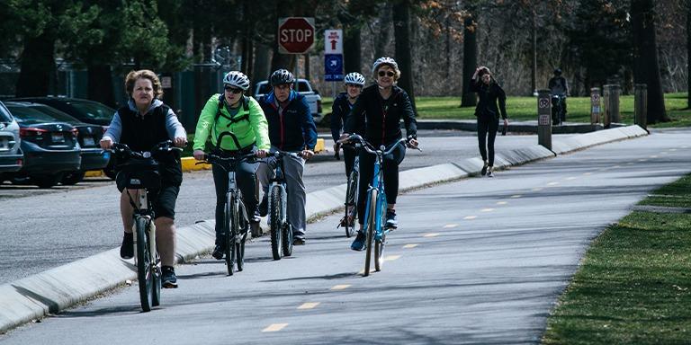 Trafiğe Bisikletle Çıkacakların Dikkat Etmesi Gerekenler
