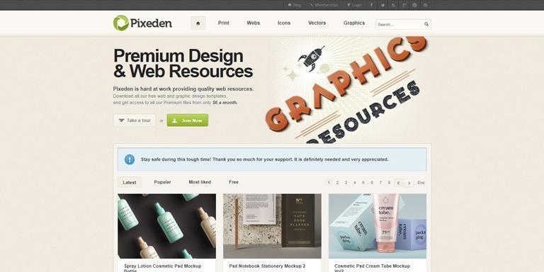 Grafik Tasarımcıları Tarafından Sık Kullanılan İşe Yarar Siteler