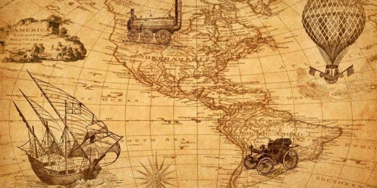 Dünya Haritasının Çizilmesinde Emeği Geçen Bilginler