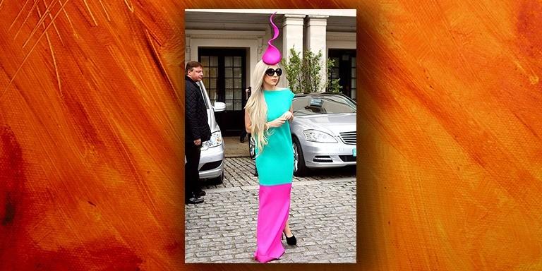21. Yüzyılın Renkli Sanatçısı Lady Gaga'nın İlginç Kostümleri