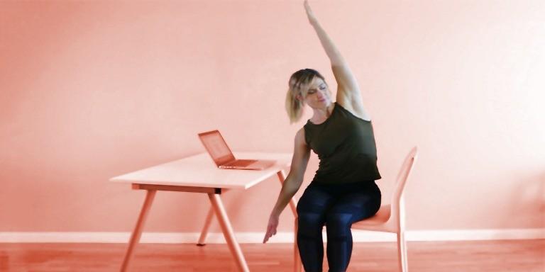 Çalışırken Tutulan Kaslarınıza İyi Gelecek En Etkili Egzersizler