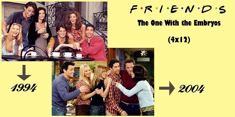 Yılların Eskitemediği Dizi Friends'in En Sevilen Sahneleri