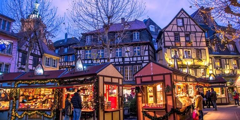 Fransa'nın Masallardan Fırlamış Noel Şehri Colmar'da Gezilecek Yerler