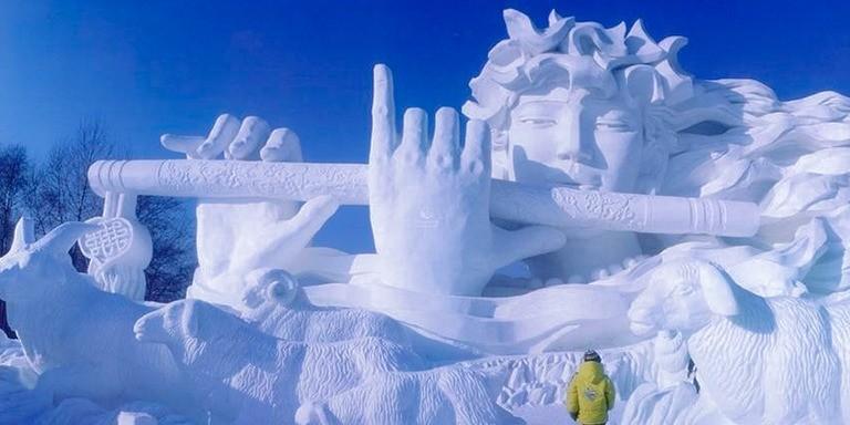 Kardan Adam Yapma Konusunda Yaratıcılığın Sınırlarını Zorlayan Örnekler