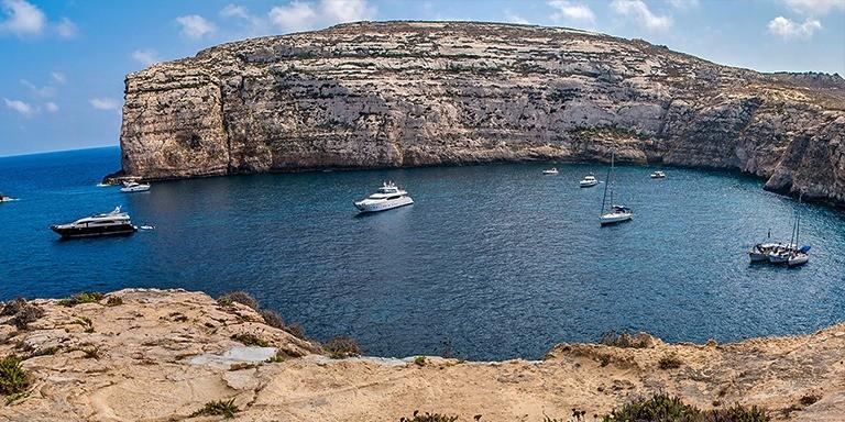 Akdeniz'in Gözdesi Malta Adası'nda Keşfedilecek Yerler