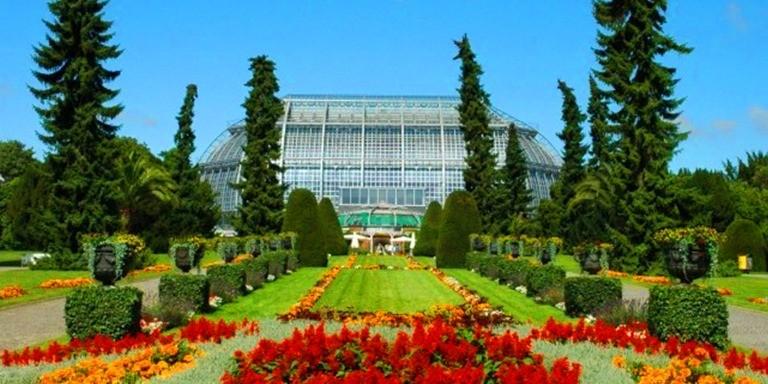Renkleriyle Doğaseverleri Büyüleyen En Güzel Botanik Bahçeleri