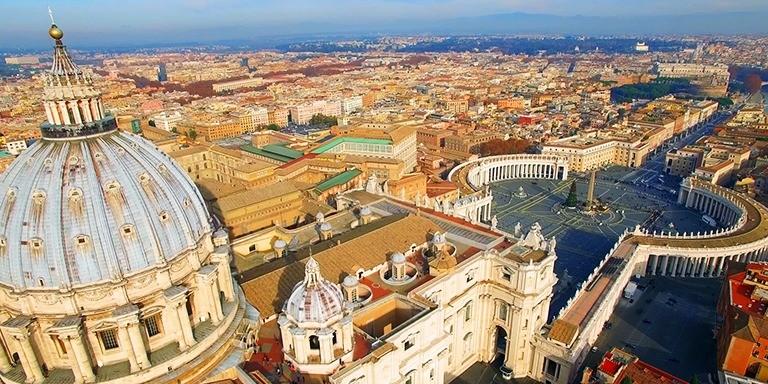 Roma nın Cazibe Merkezi Olan Vatikan Şehrine Dair Bilinmeyenler