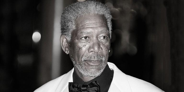 Usta Oyuncu Morgan Freeman'ın Hayatı Hakkında Detaylar