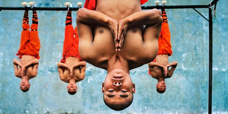 Akıllara Durgunluk Veren Shaolin Tapınağı Keşişlerinin Yetenekleri