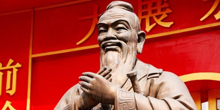 Çin'e Hakim Olan Efsane Düşünce Konfüçyüsçülük Hakkında Bilgiler