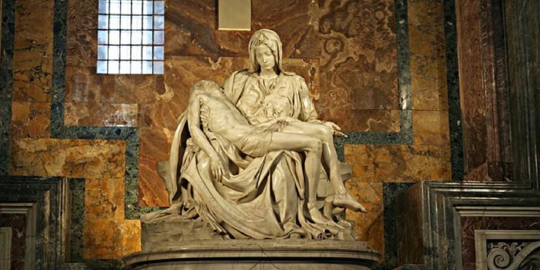 Michelangelo'nun Büyüleyici Pietà Heykeli Hakkında Bilmeniz Gerekenler