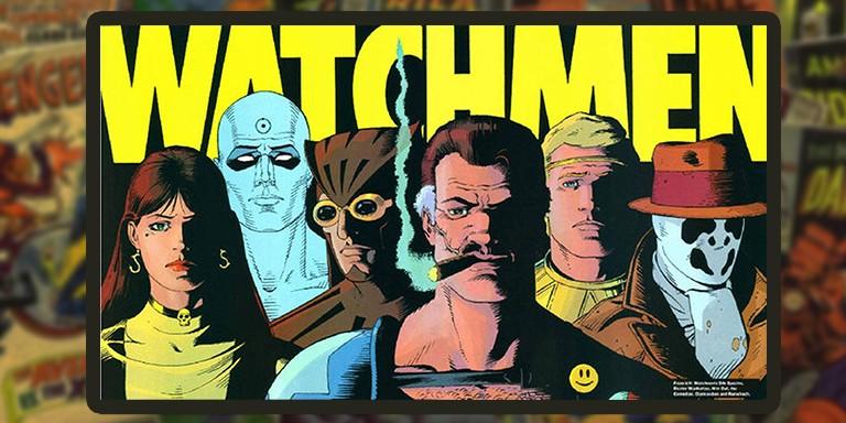 Watchmen Çizgi Romanı Hakkında Enteresan Bilgiler