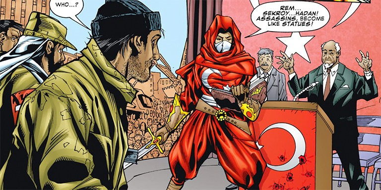 Çizgi Romanların Büyük İsmi DC Comics Hakkında Bilmedikleriniz