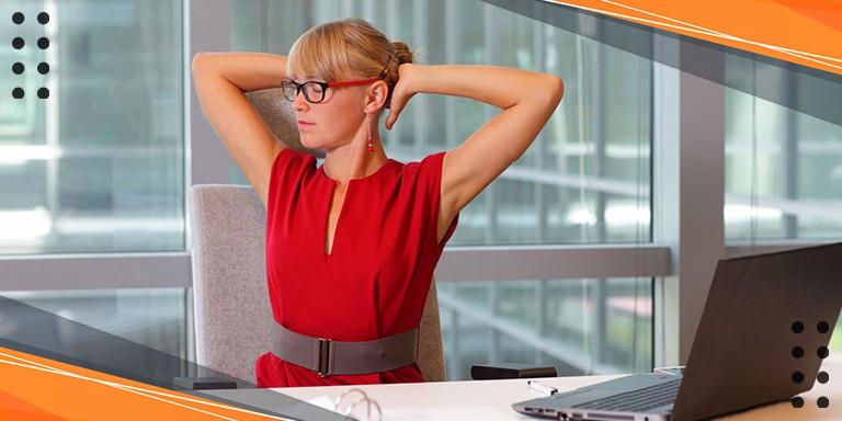 Masa Başında Çalışanlar İçin En Faydalı Egzersiz Hareketleri