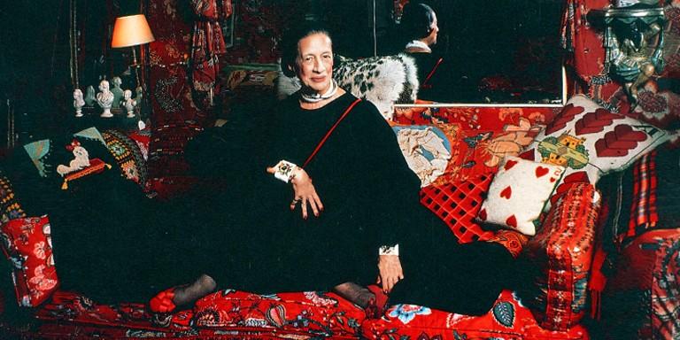 Modanın Kraliçesi Diana Vreeland Hakkında Etkileyici Detaylar