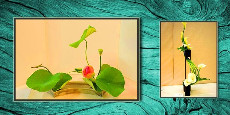 Japon Çiçek Sanatı İkebana'nın Görsel Şölen Ekolleri