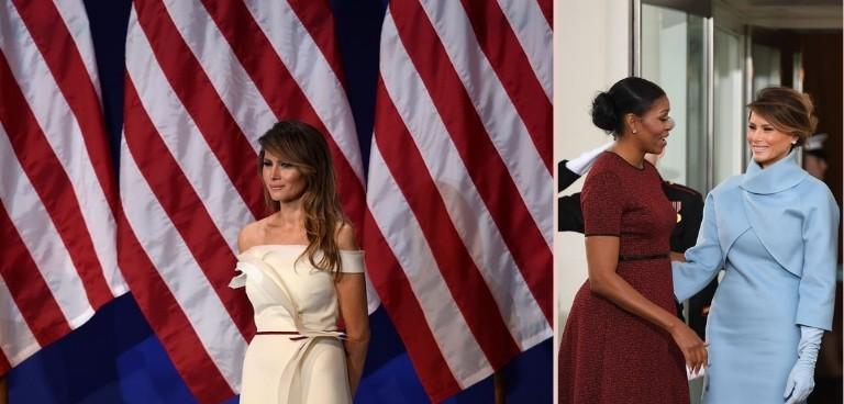 Melania Trump'ın ABD First Lady'lerinden Farkını Gösteren Gerçekler
