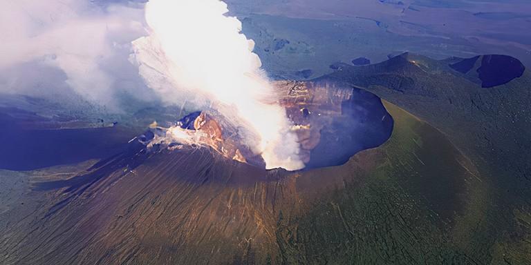 Dünyada Aktif Olarak Patlamaya Hazır En Tehlikeli Yanardağlar