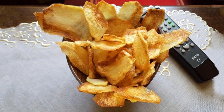 Bağımlısı Olunan Patates Cipslerin Bilinmeyen İlginç Gerçekleri
