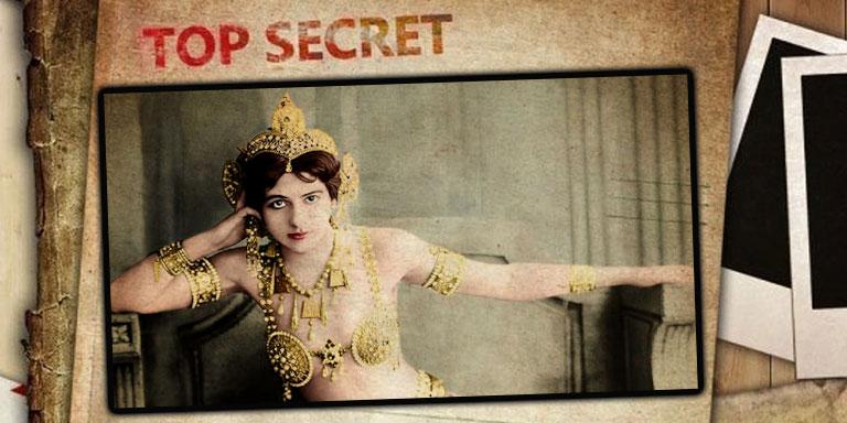 Dans Eden Casus Mata Hari'nin Gizemli Yaşam Öyküsü