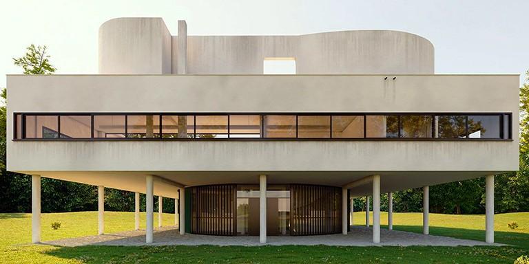 Fransız Mimar Le Corbusier'in İlgi Uyandıran Modern Yapıtları