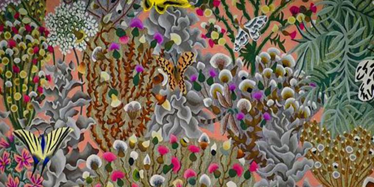 Renkli İplerin Kumaş Üzerindeki Dansı Goblen Sanatına Dair Her Şey
