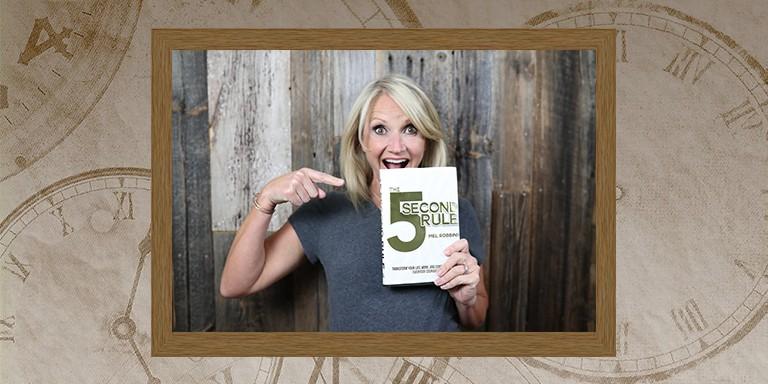 Mel Robbins'in 5 Saniye Kuralıyla Kontrolü Ele Geçirin