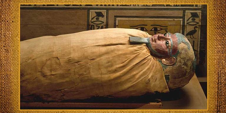 Tarihin En İyi Korunmuş Mumyası Xin Zhui'nin Sırları