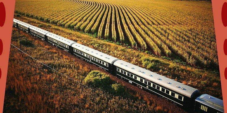 Dünyanın En Lüks Treni Olarak Bilinen Afrika'nın Gururu