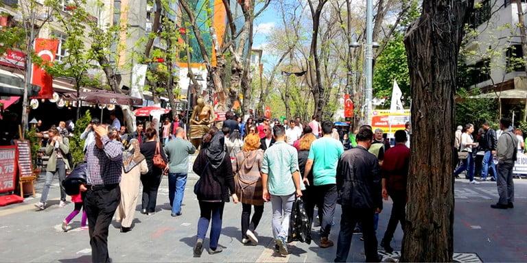 Mutlaka Ziyaret Edilmesi Gereken Ankara'nın Meşhur Caddeleri