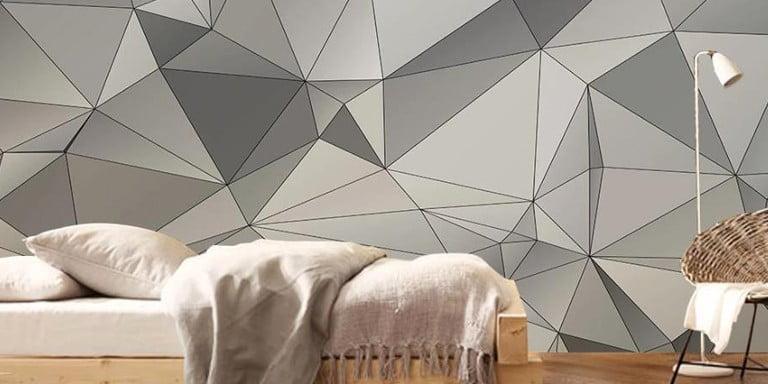 Düşük Bütçe İle Duvarlarınızı Renklendirebileceğiniz Hoş Tasarımlar