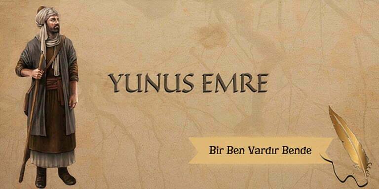 Türk Halk Ozanı Yunus Emre'nin En Sevilen Şiirleri